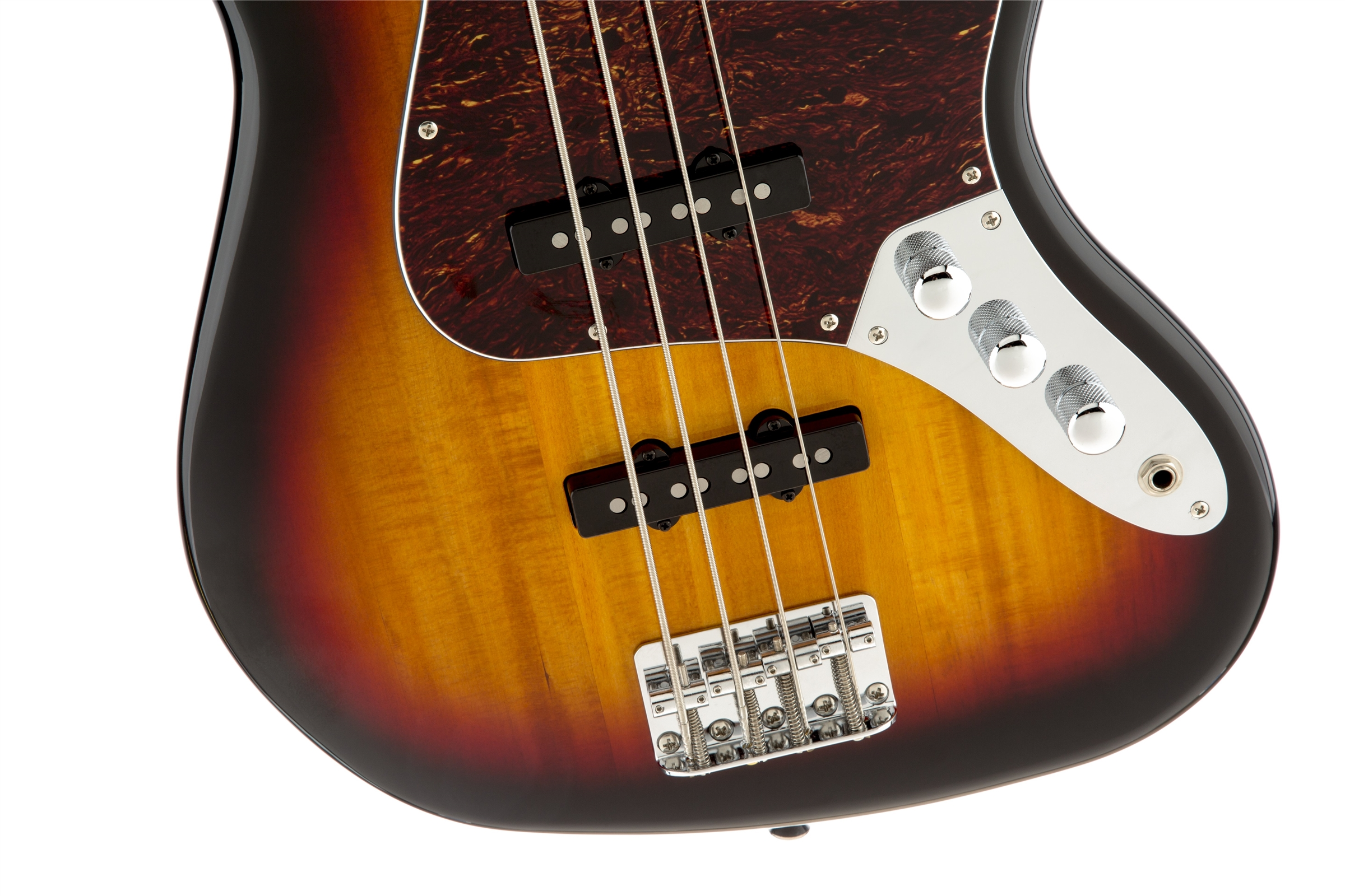 Squier® Vintage Modified Jazz Bass® | Squier Bass Guitars