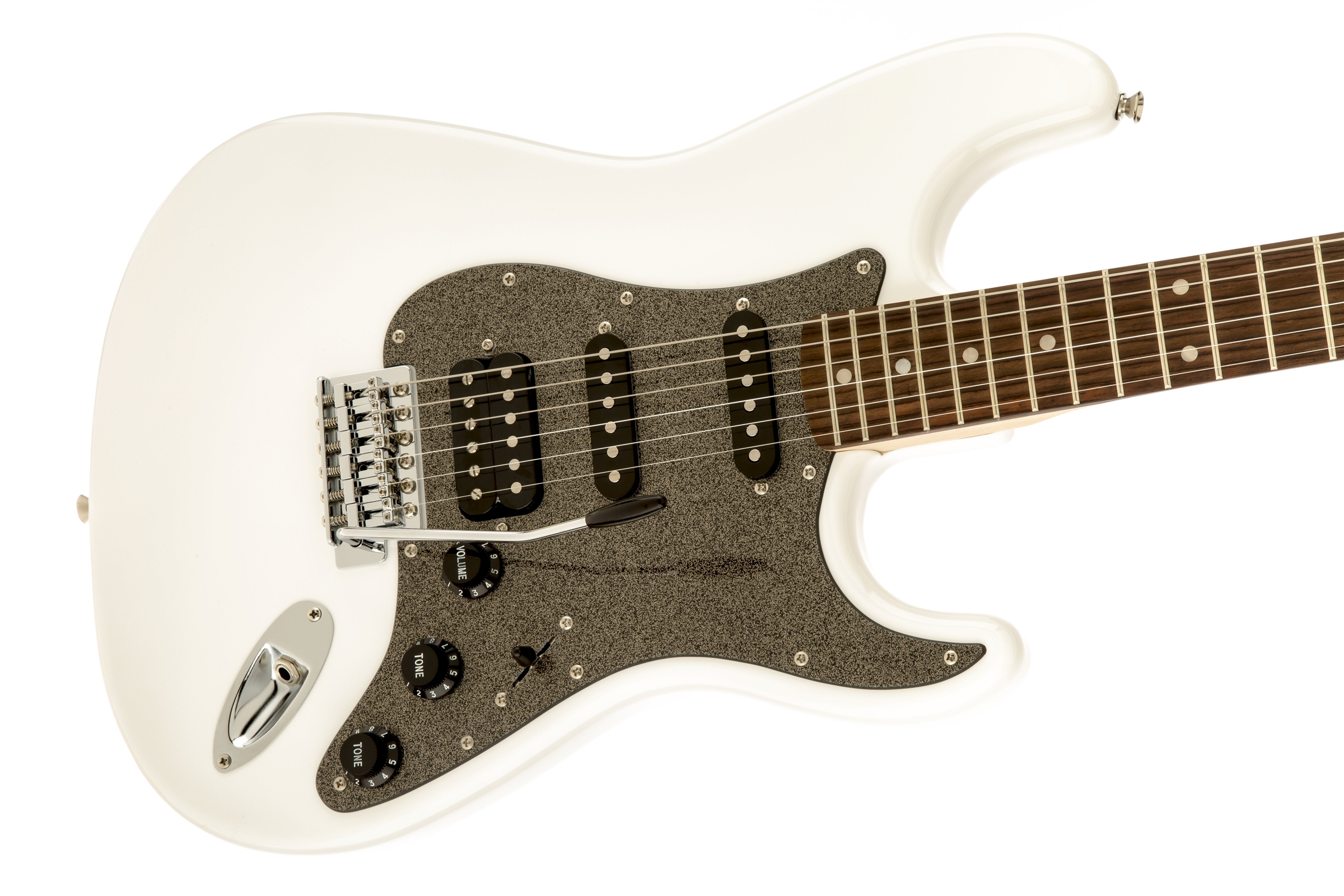 squier affinity series stratocaster hss rosewood fingerboard olympic white squier. Black Bedroom Furniture Sets. Home Design Ideas