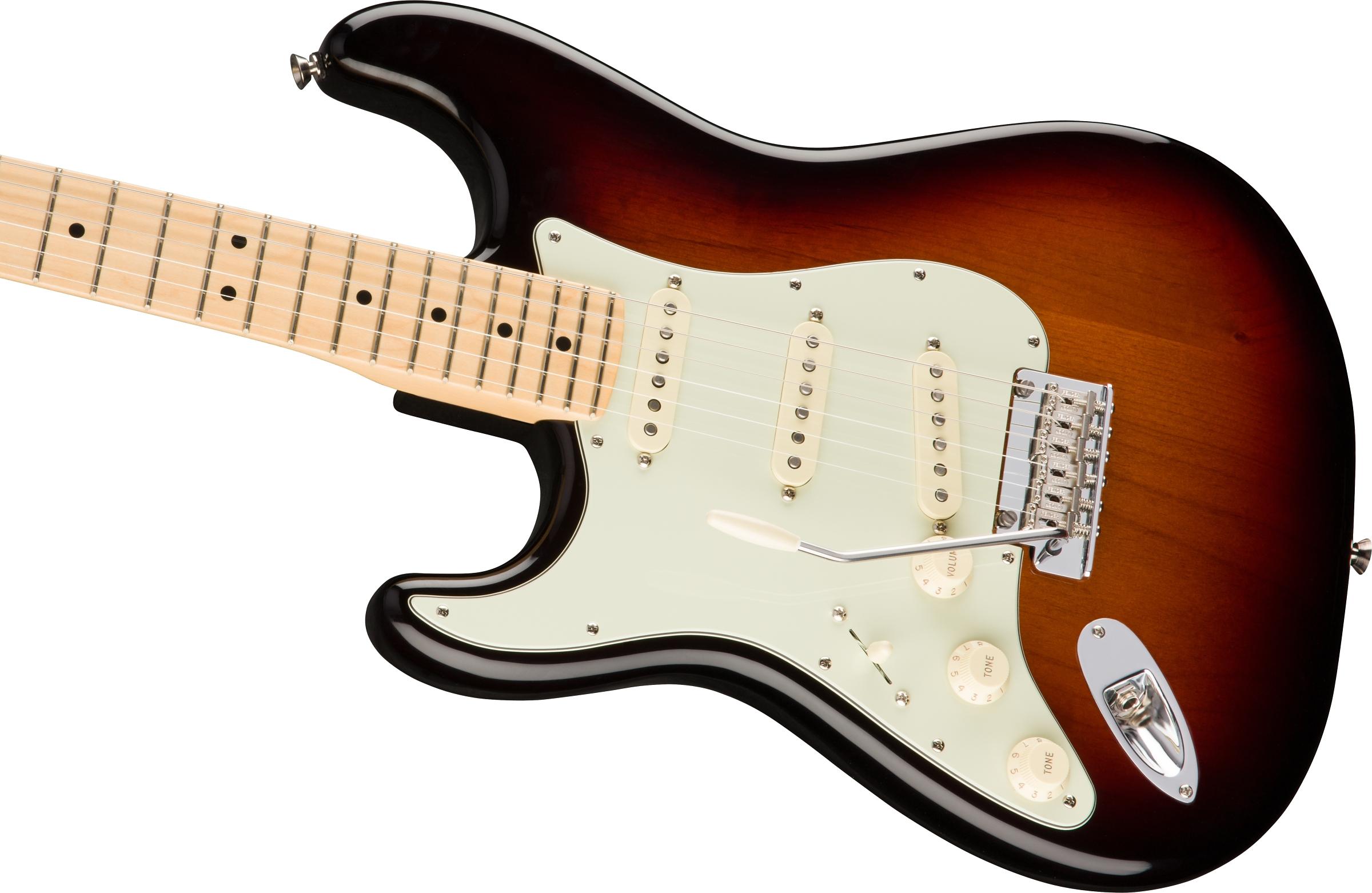 Fender American Pro Stratocaster 174 Left Hand Maple