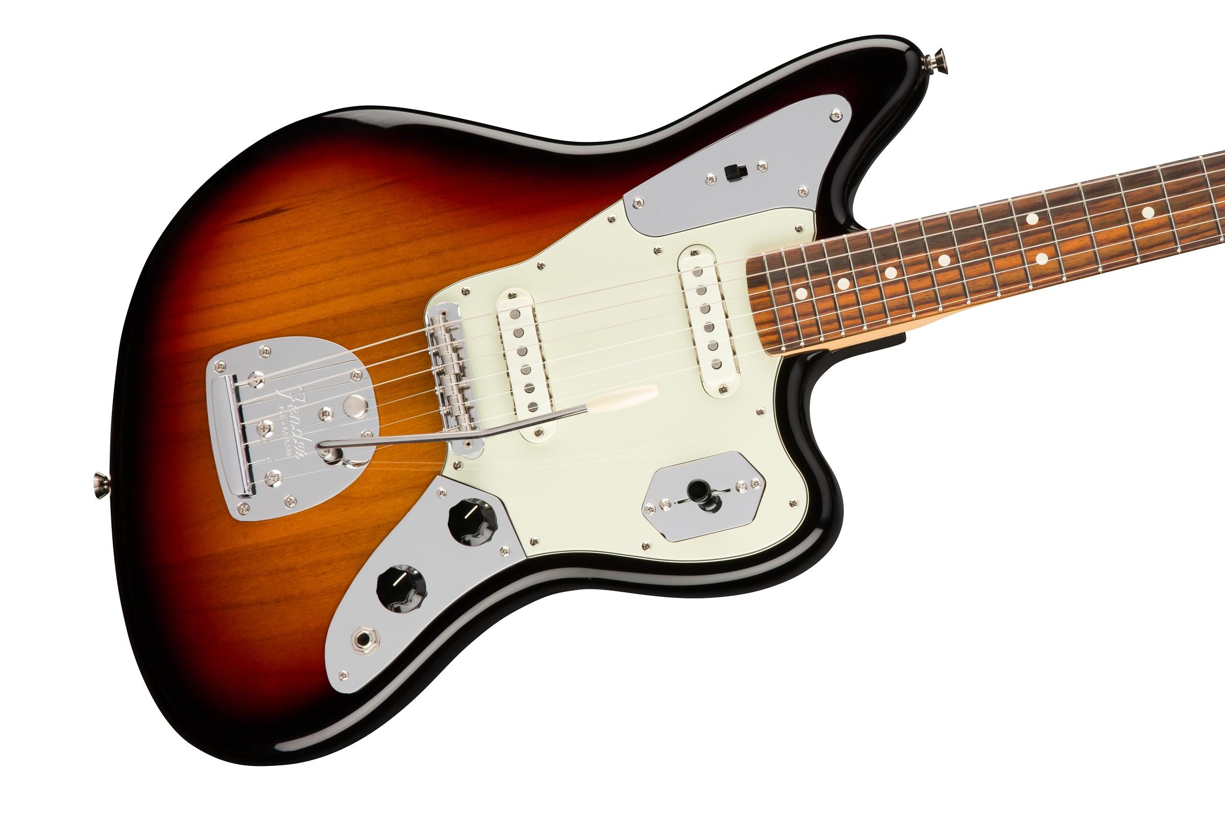 Fender American Pro Jaguar 174 Rosewood Fingerboard 3 Color