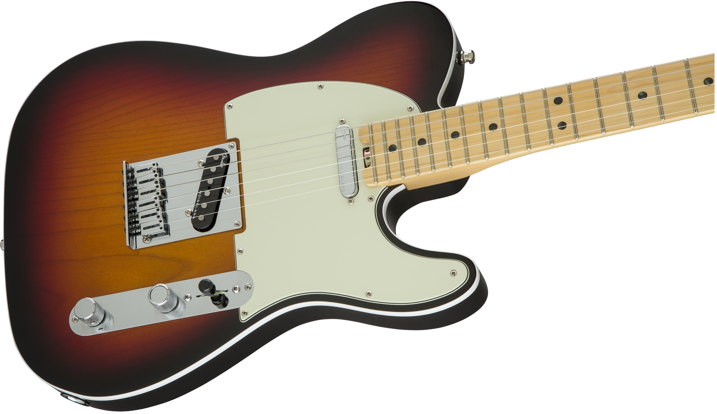 fender american elite telecaster maple fingerboard 3 color sunburst. Black Bedroom Furniture Sets. Home Design Ideas