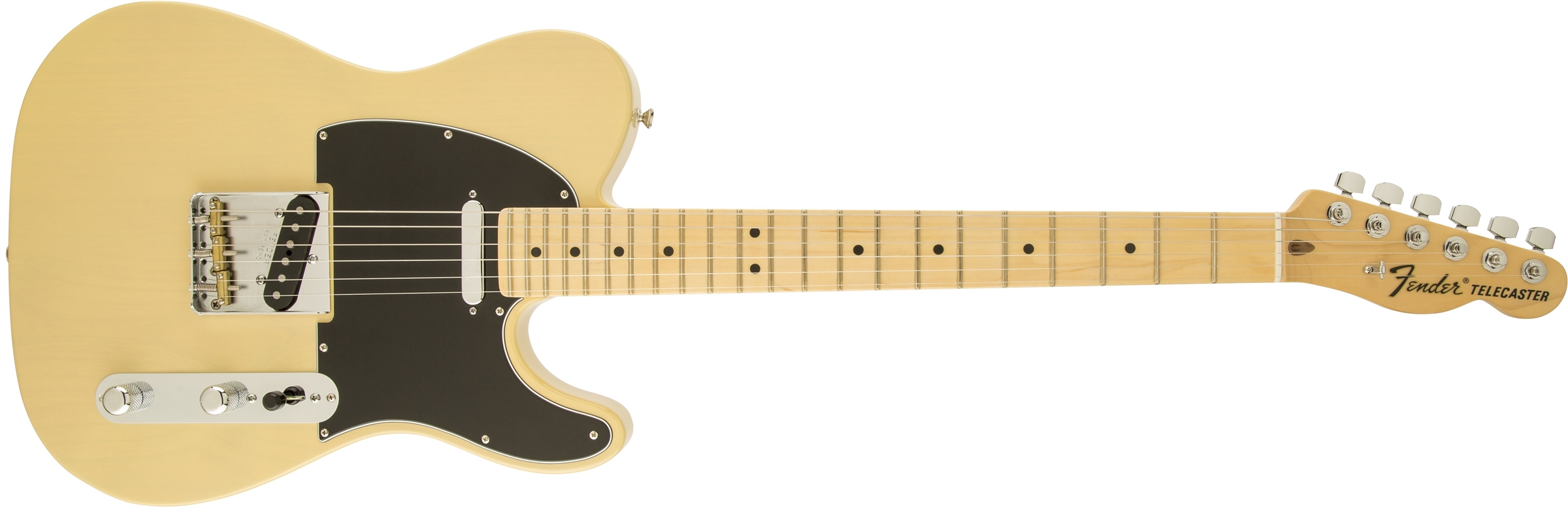 fender american special telecaster maple fingerboard vintage blonde. Black Bedroom Furniture Sets. Home Design Ideas