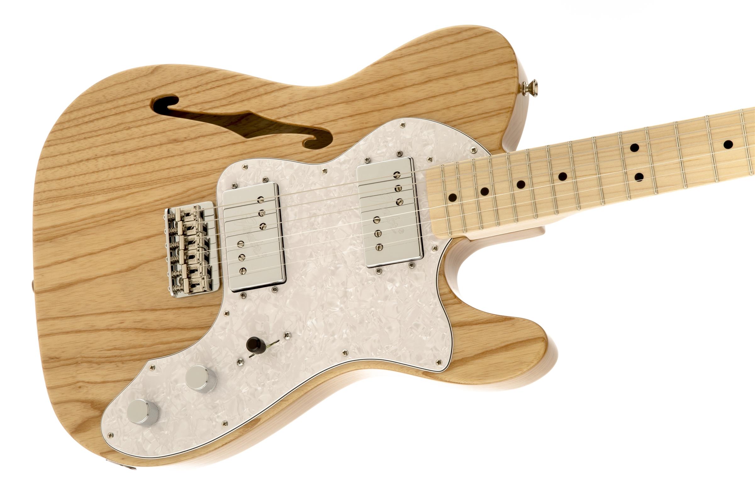 classic series 39 72 telecaster thinline fender electric guitars. Black Bedroom Furniture Sets. Home Design Ideas