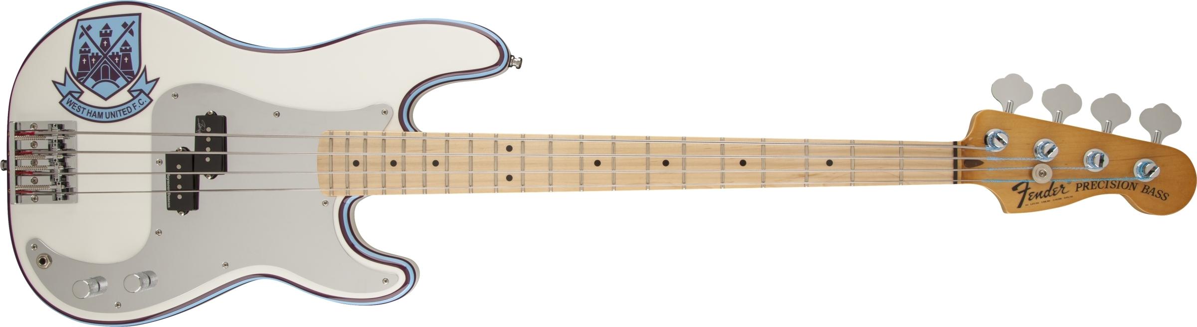 Steve Harris P Bass : steve harris precision bass fender bass guitars ~ Vivirlamusica.com Haus und Dekorationen