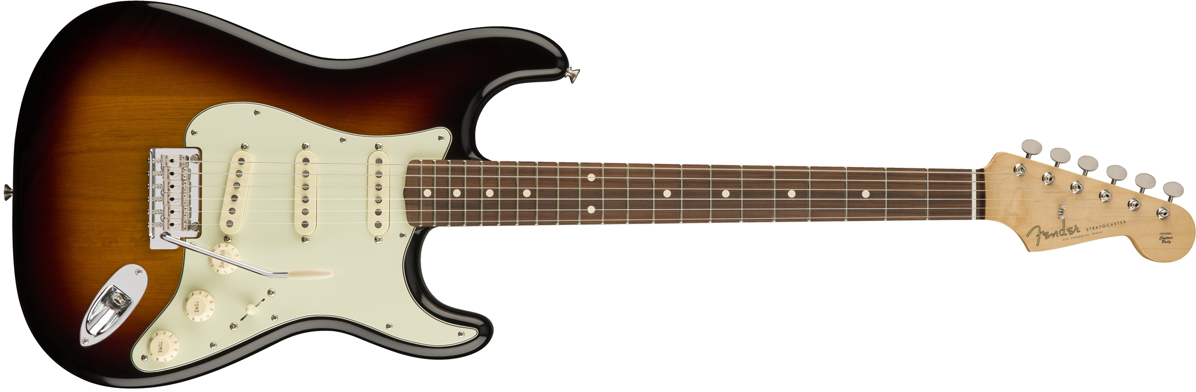 fender classic player 39 60s stratocaster pau ferro fingerboard 3 color sunburst. Black Bedroom Furniture Sets. Home Design Ideas