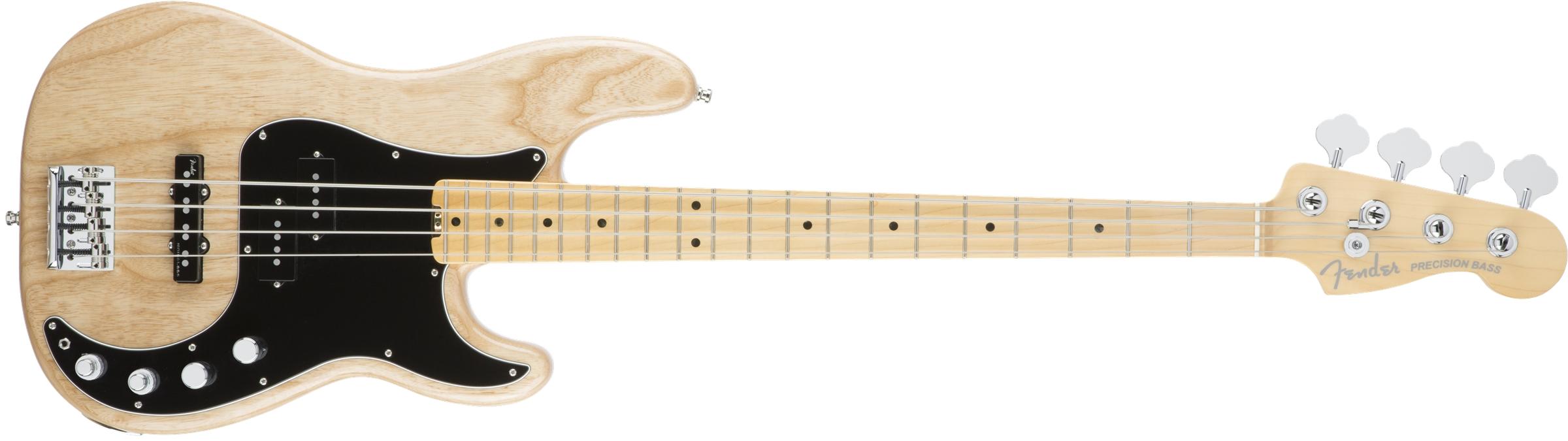 Fender American Elite Precision Bass 174 Ash Maple