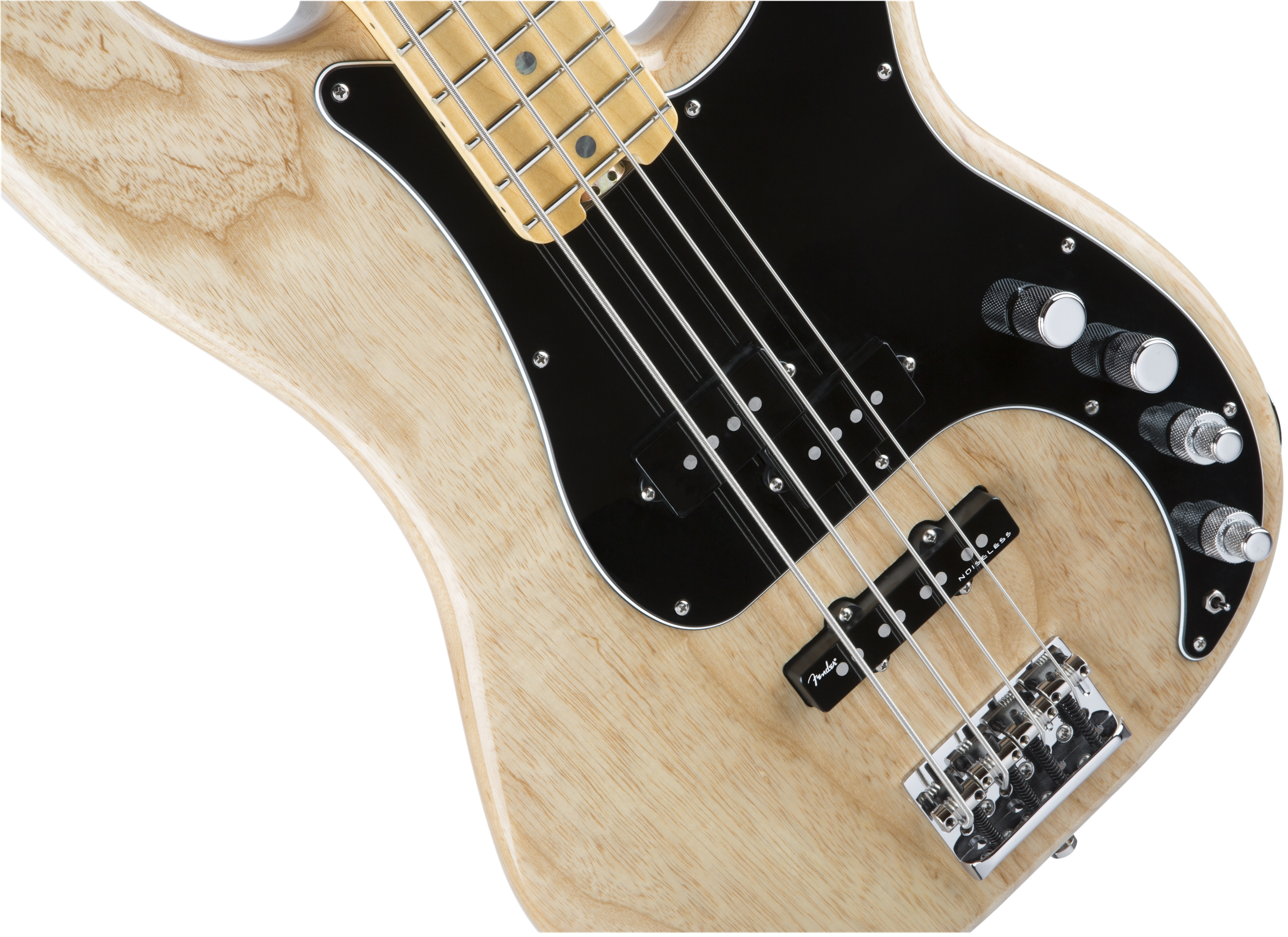 Fender American Elite Precision Bass 174 Ash Maple