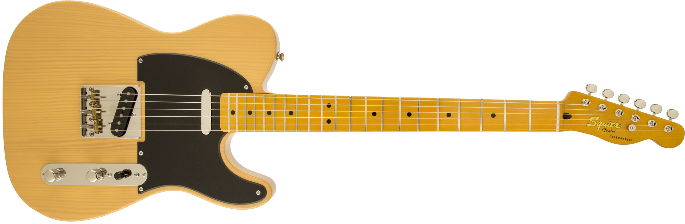 Squier 174 Classic Vibe Telecaster 174 50s Maple Fingerboard