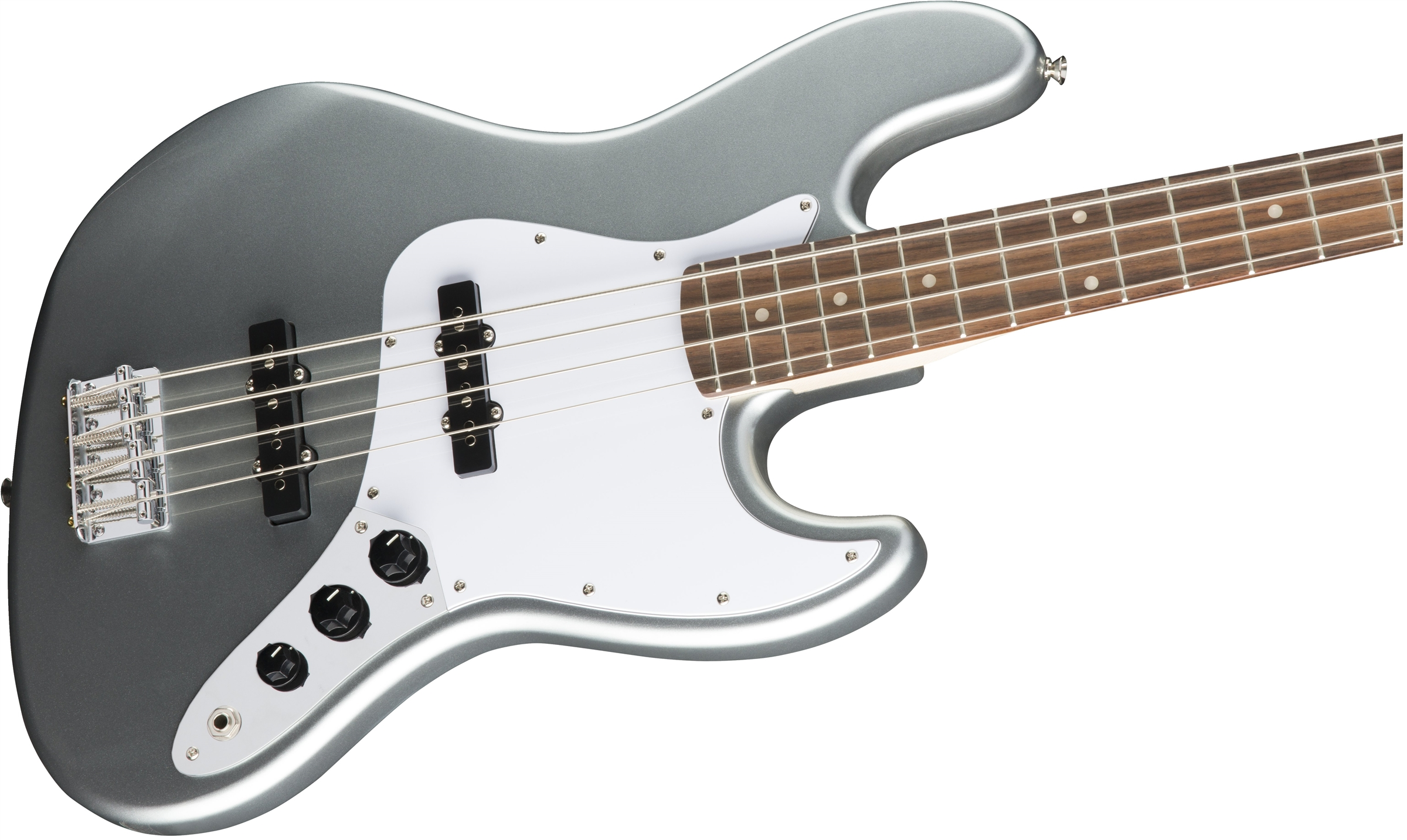 Squier Affinity Series Jazz Bass 174 Slick Silver