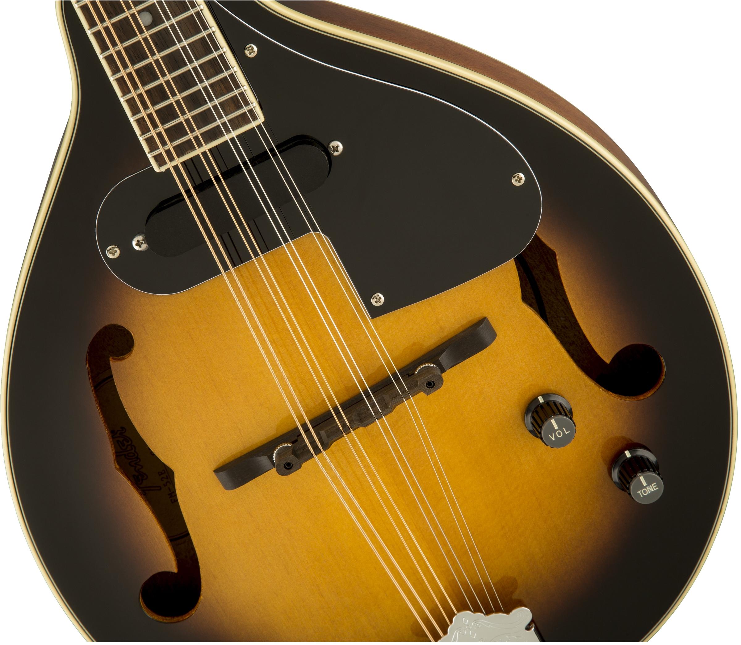 Fender Mandolin fm 52e fm 52e Mandolin