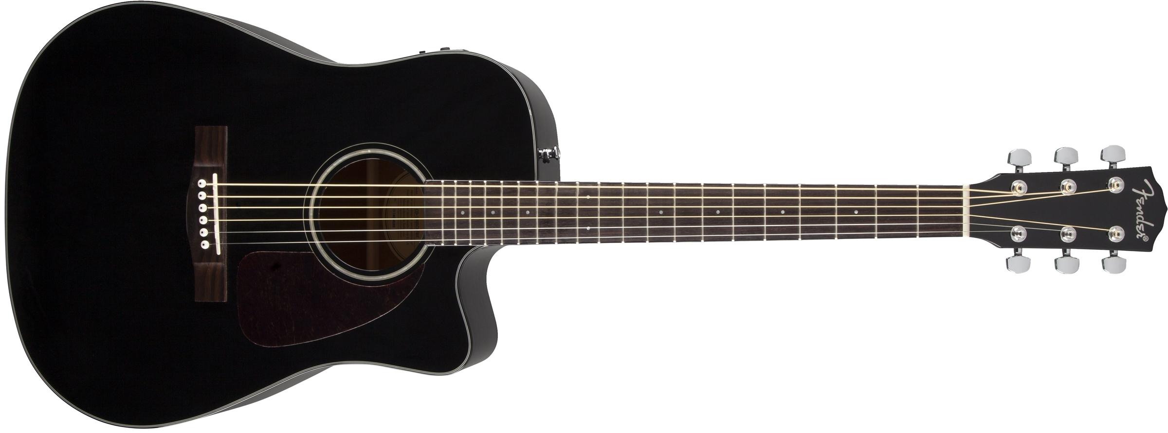 cd 140sce black fender acoustic guitars. Black Bedroom Furniture Sets. Home Design Ideas