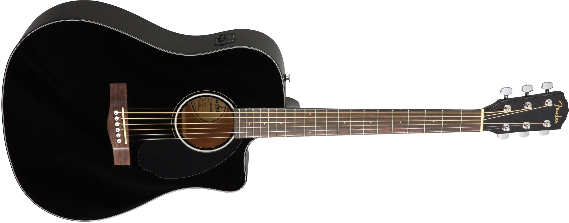 Fender Cd 60sce Black