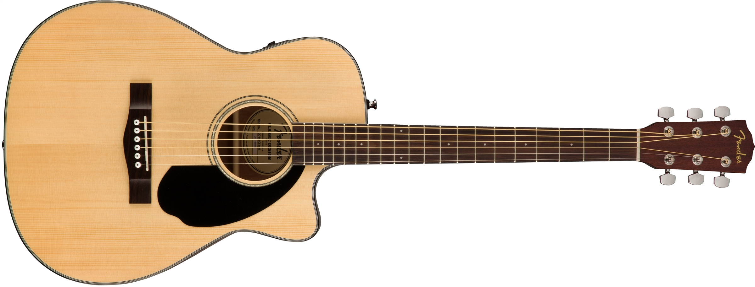 Fender Cc 60sce Natural