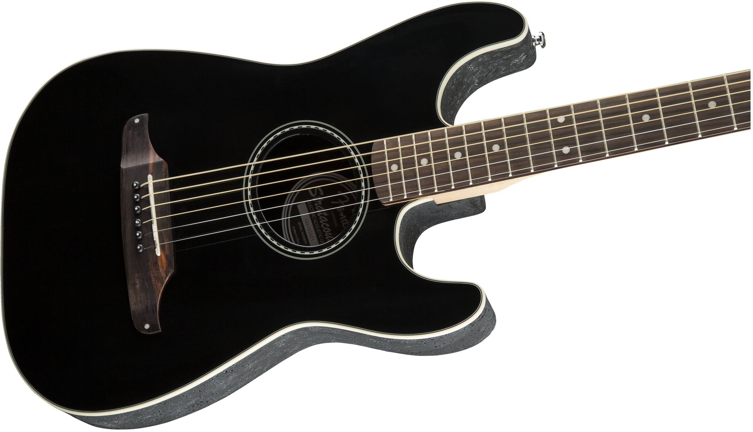 Fender Fender 174 Stratacoustic Black
