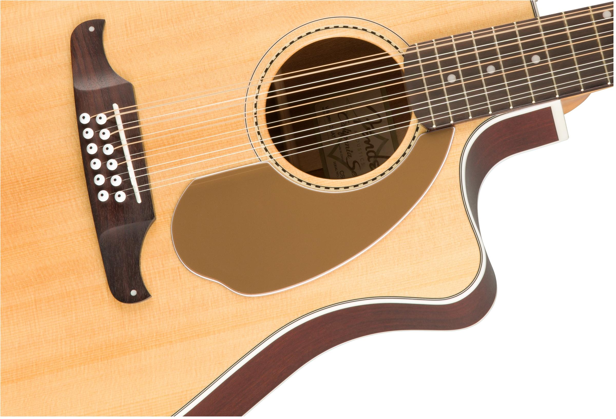 villager 12 string fender acoustic guitars. Black Bedroom Furniture Sets. Home Design Ideas