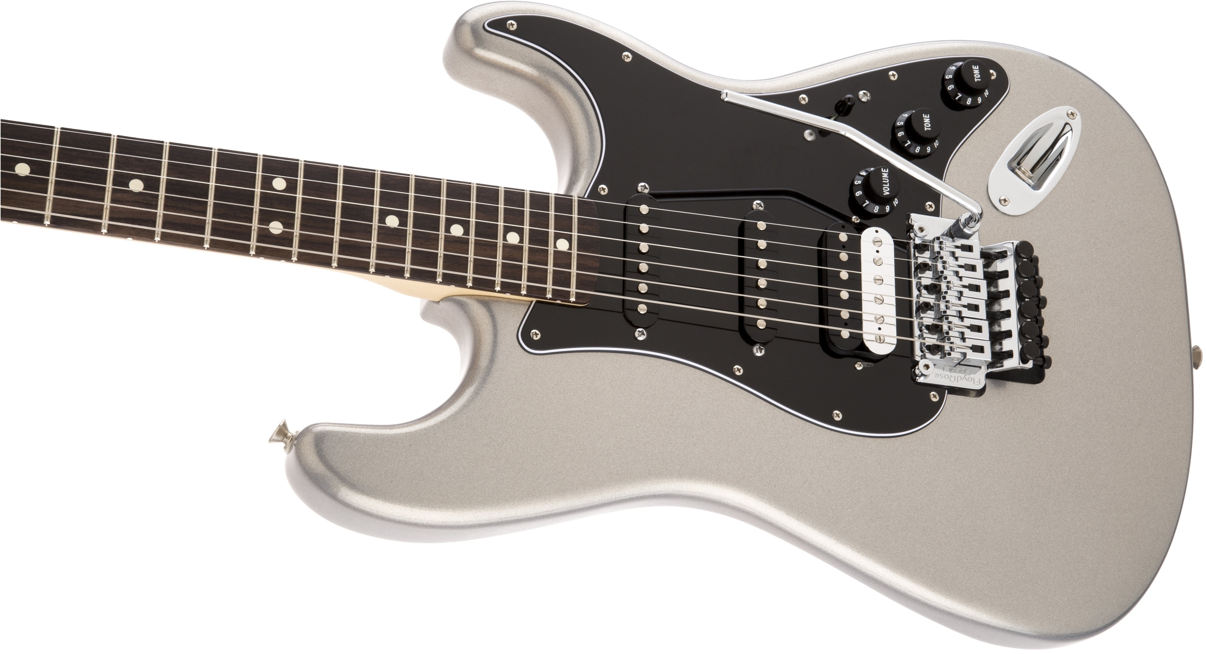 Standard Stratocaster® HSS with Floyd Rose®, Rosewood Fingerboard