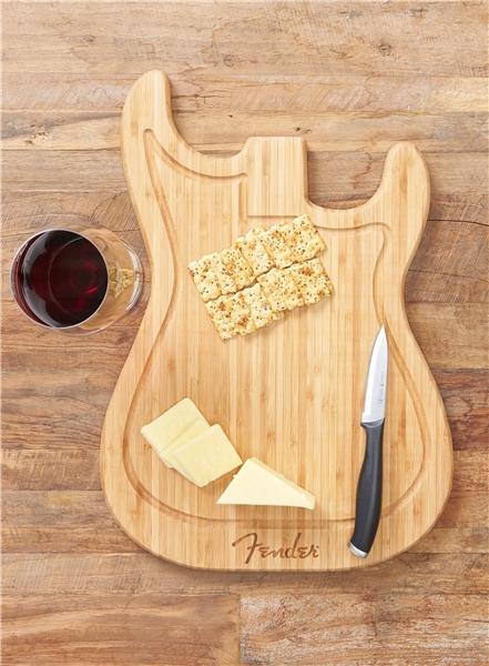 Fender 174 Stratocaster Cutting Board Fender