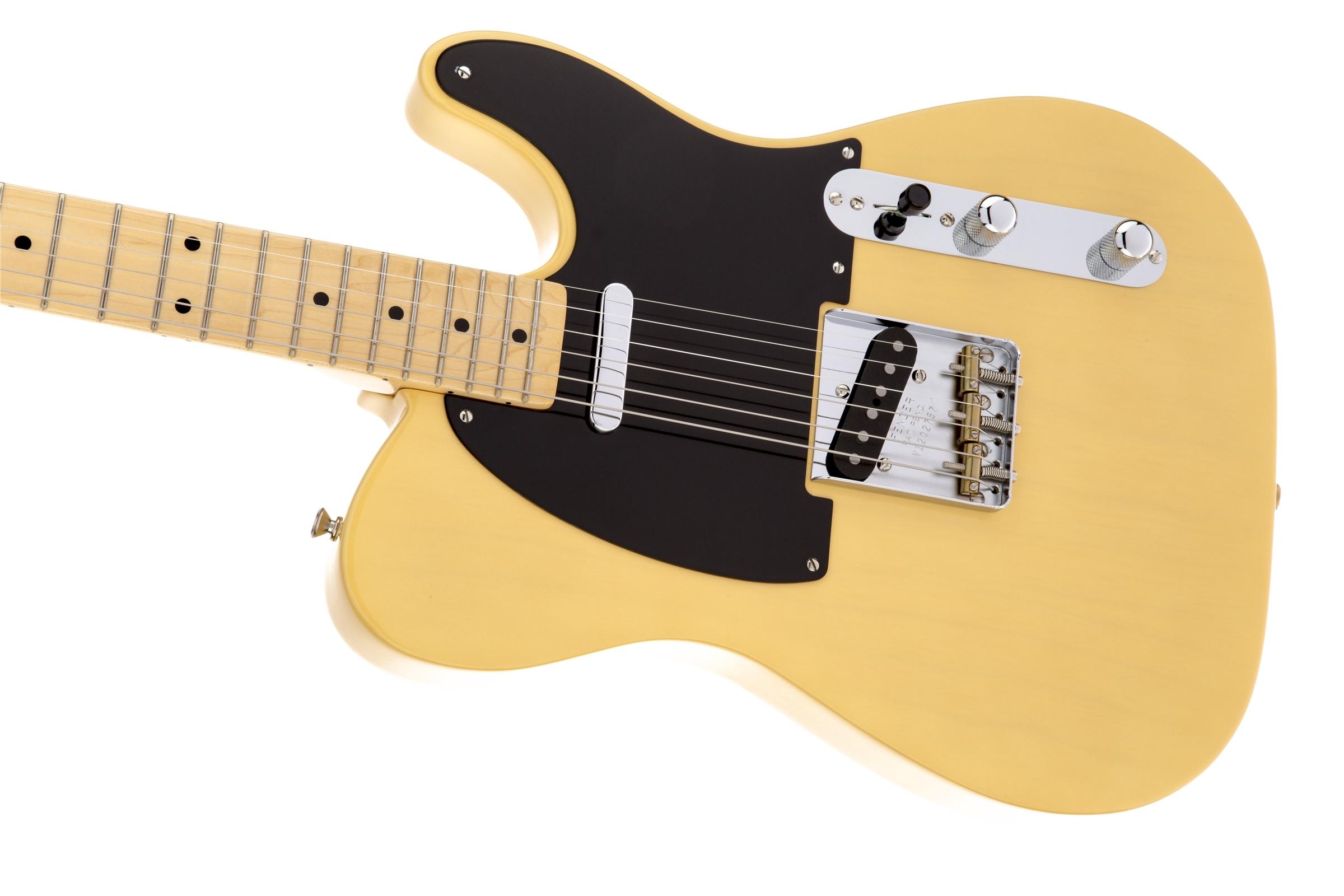 american vintage 39 52 telecaster fender electric guitars. Black Bedroom Furniture Sets. Home Design Ideas