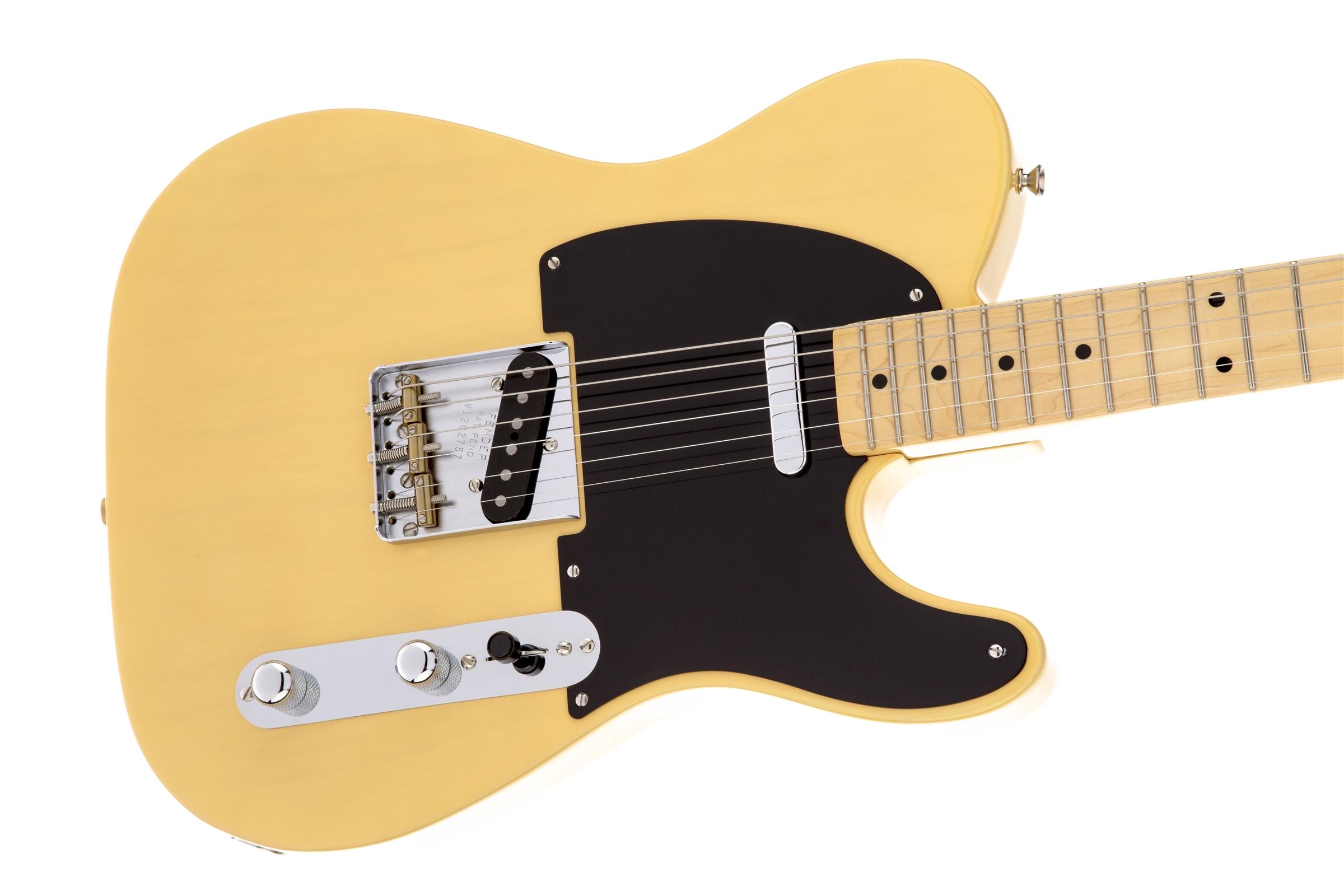 Fender American Vintage 52 Telecaster Electric Guitar