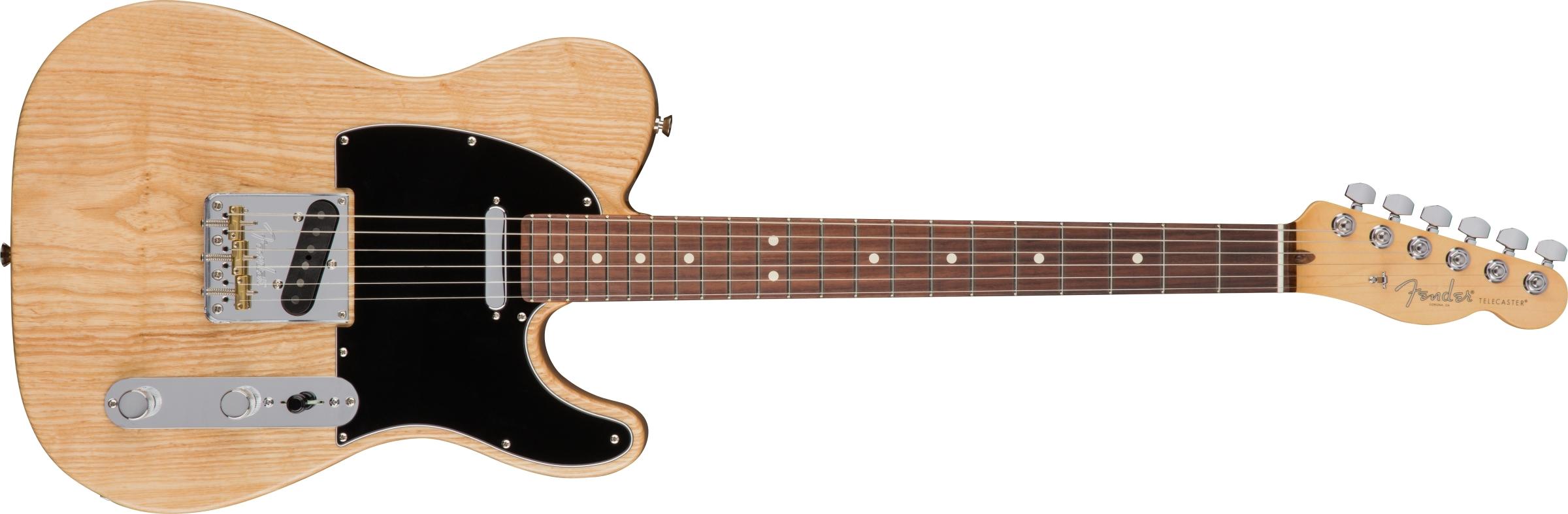 Fender American Pro Telecaster 174 Rosewood Fingerboard Natural