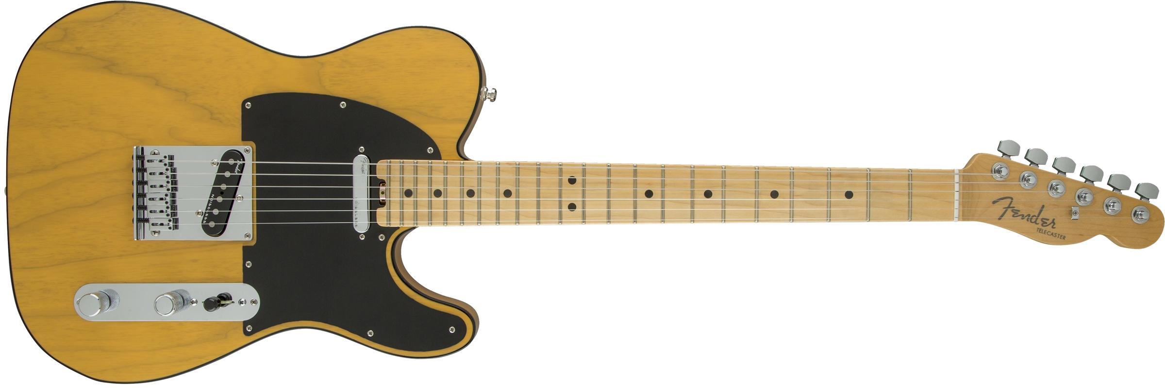fender american elite telecaster maple fingerboard butterscotch blonde. Black Bedroom Furniture Sets. Home Design Ideas