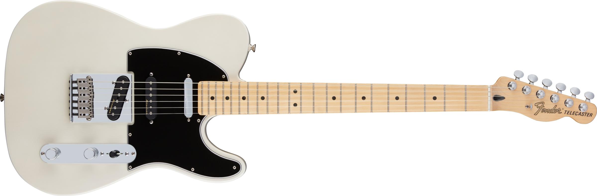 Fender Deluxe Nashville Telecaster®, Maple Fingerboard ...