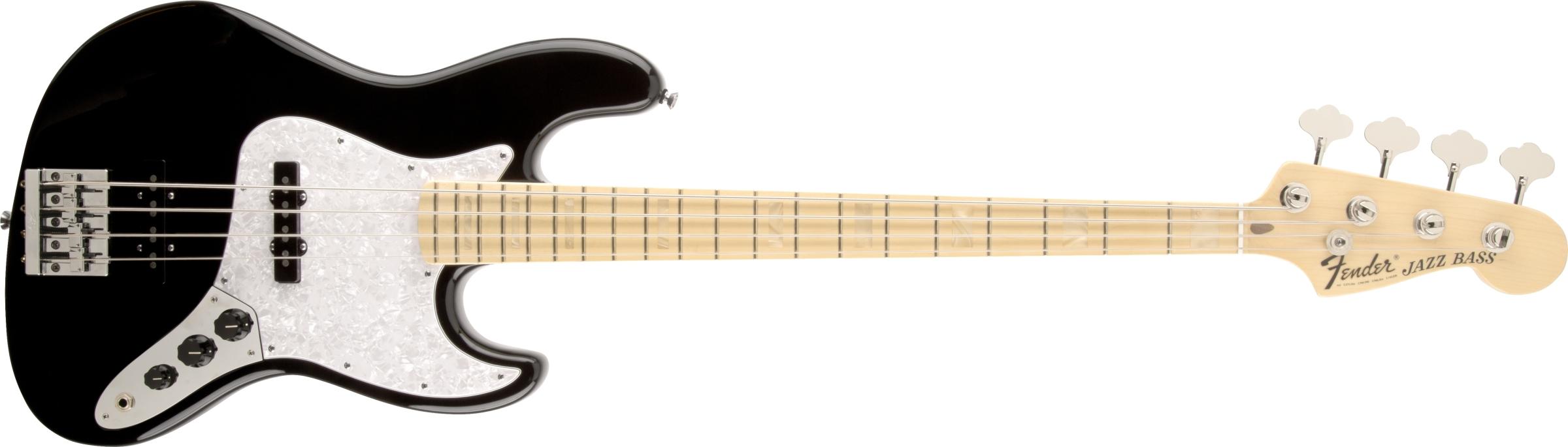 Test Fender American Deluxe Jazz Bass 5String EBass