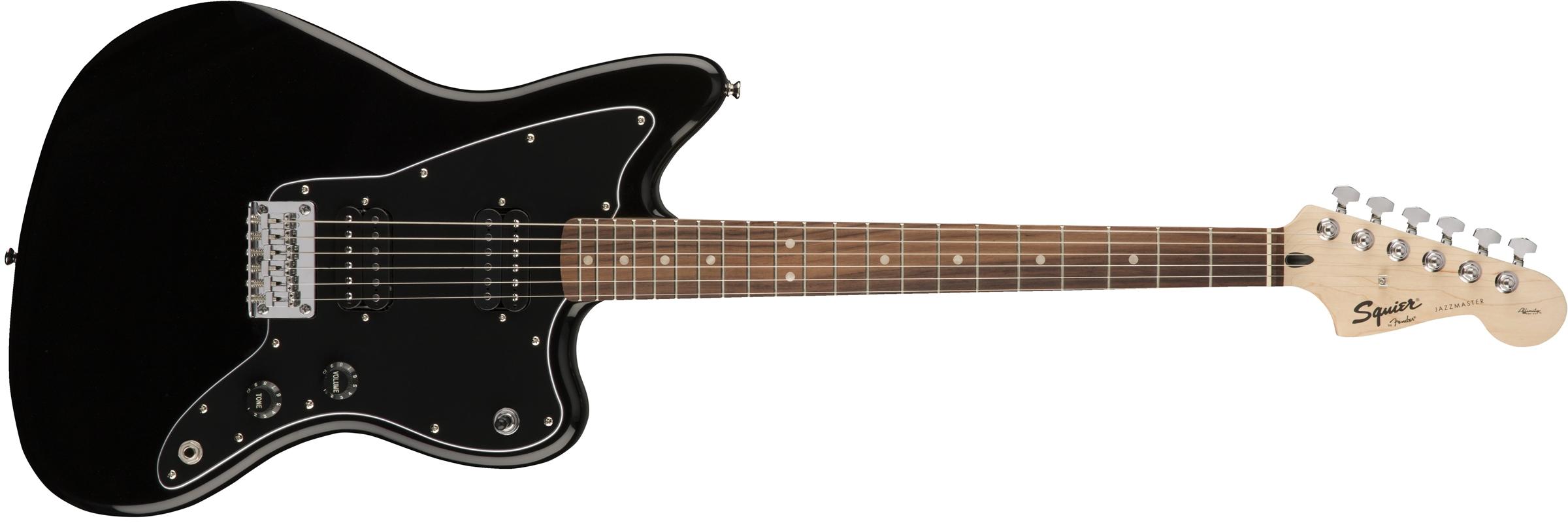 Squier Affinity Series Jazzmaster 174 Hh Black