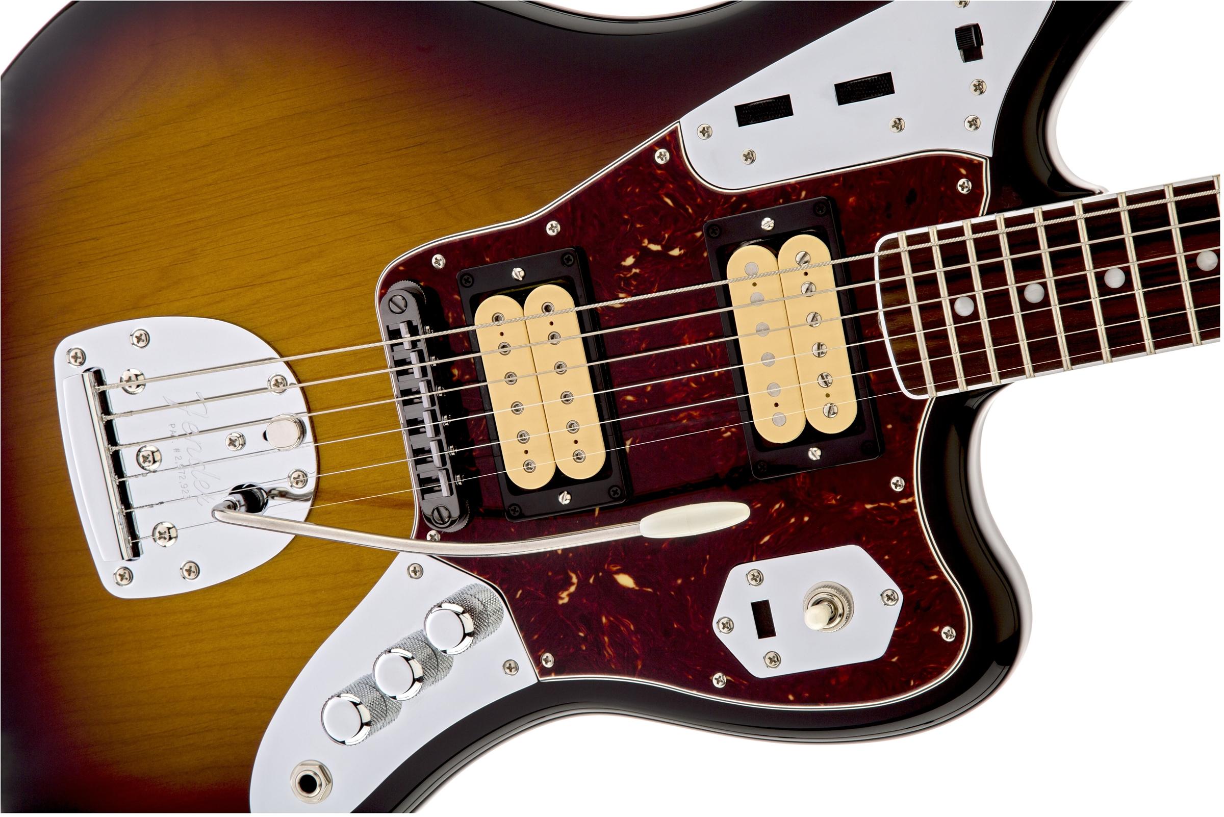 Kurt Cobain Jaguar 174 Fender Electric Guitars