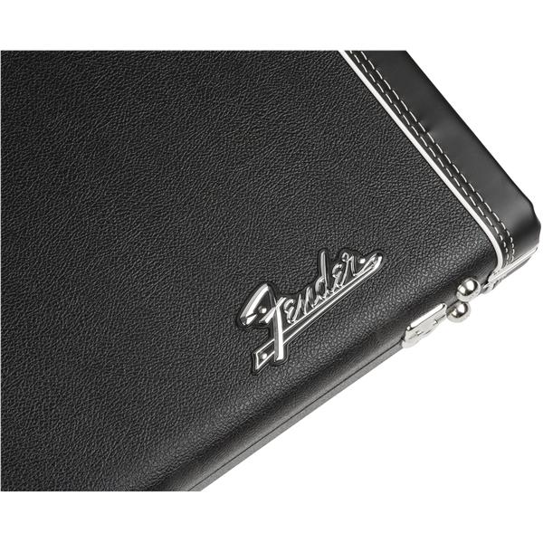 strat tele multi fit left hand hardshell case fender cases. Black Bedroom Furniture Sets. Home Design Ideas