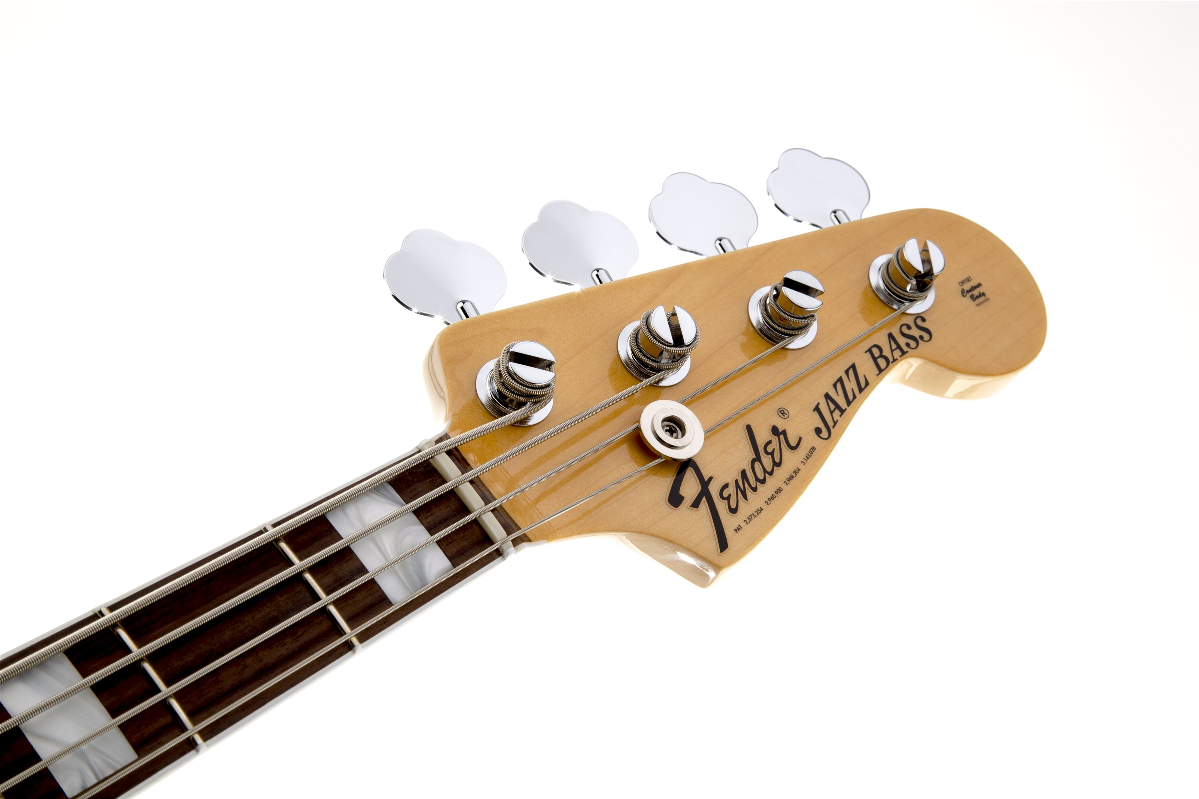 American Vintage '74 Jazz Bass® | Fender Bass Guitars