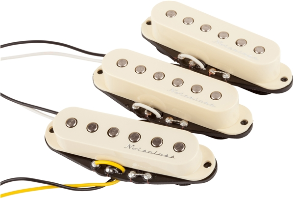 Fender Fender Hot Noiseless U2122 Strat Pickups   3