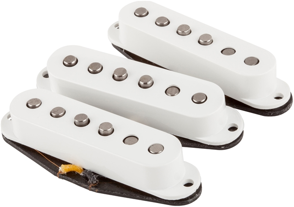 custom shop fat 50s stratocaster pickups fender custom shop fat 50s stratocaster® pickups white