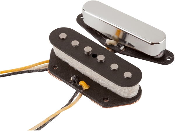 fender custom shop texas special acirc cent tele pickups set of fender fender custom shop texas specialacirc132cent teleacircreg pickups nickel