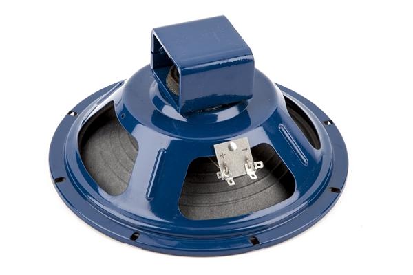 10 Quot 8 Ohm 30 Watt Blue Frame Alnico Magnet Speaker Fender