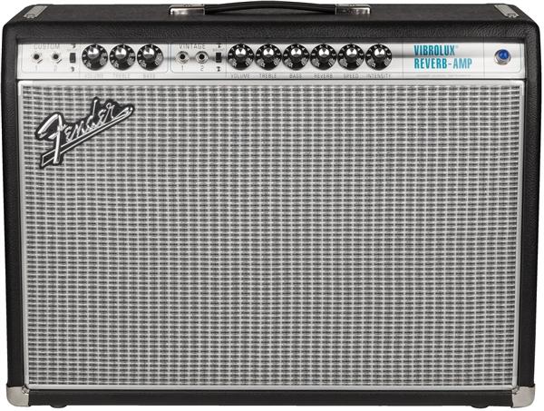 '68 CUSTOM VIBROLUX® REVERB Tube Amp