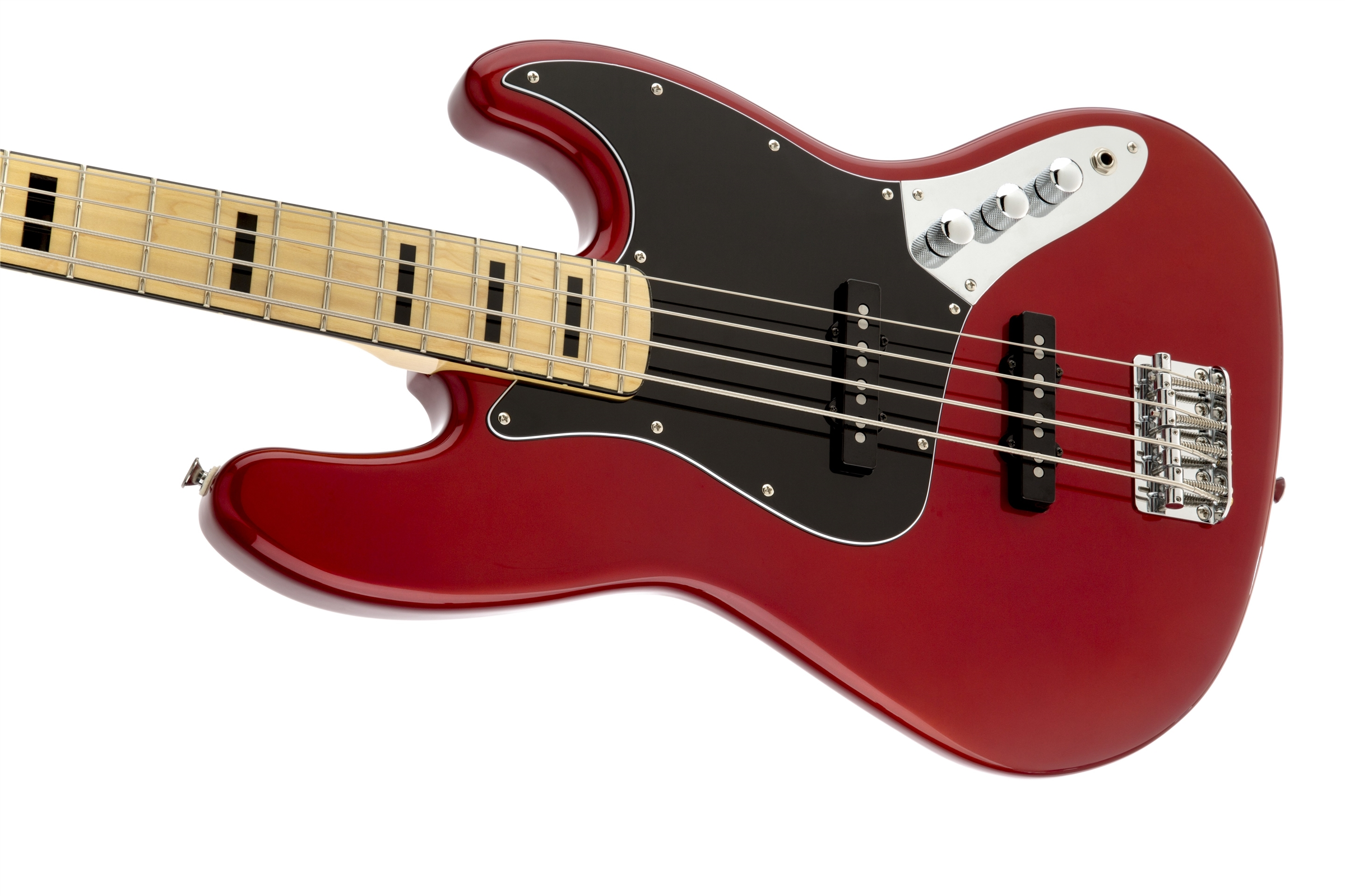 Squier 174 Vintage Modified Jazz Bass 174 70s Maple