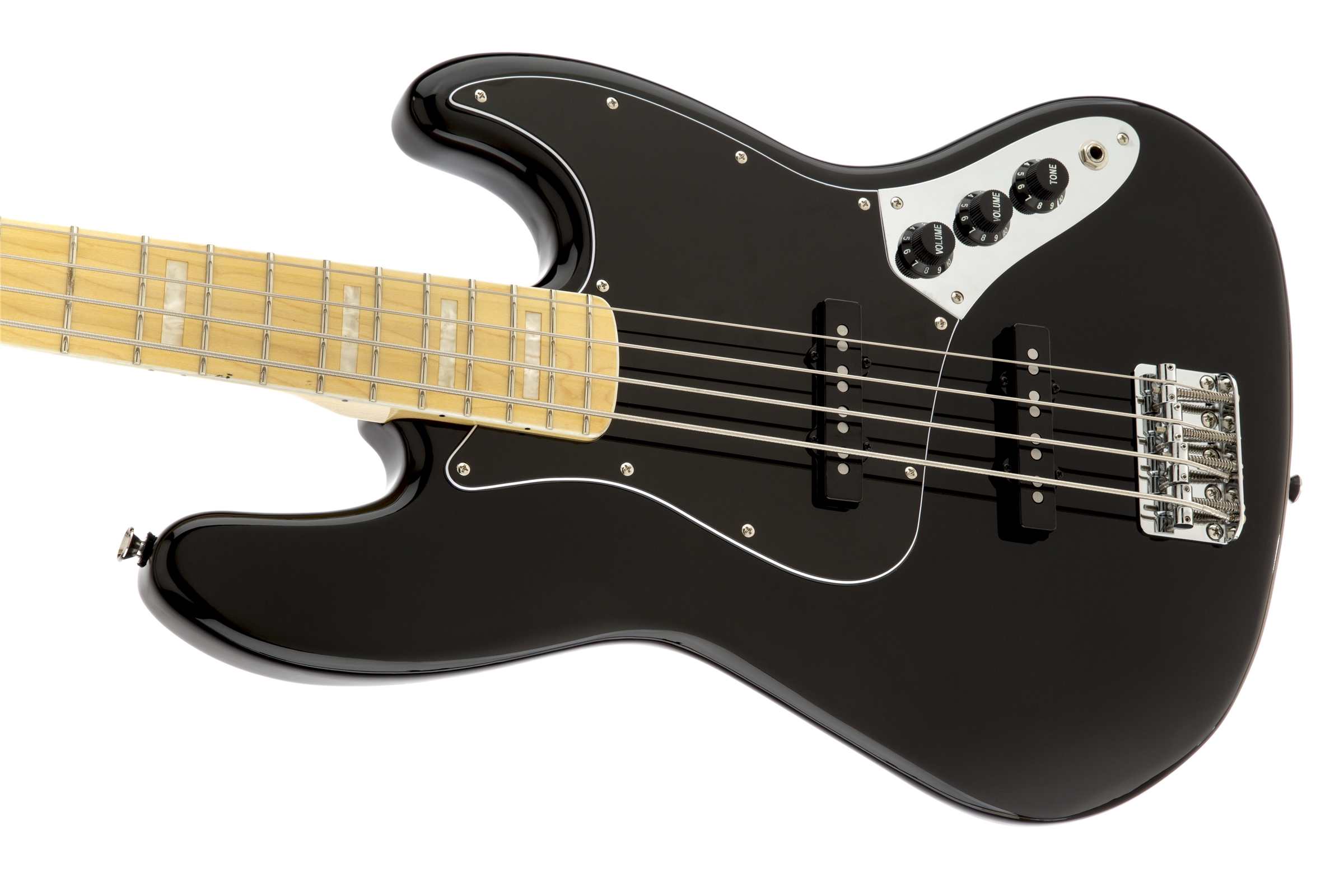 Something is. Squier vintage modified s jazz bass