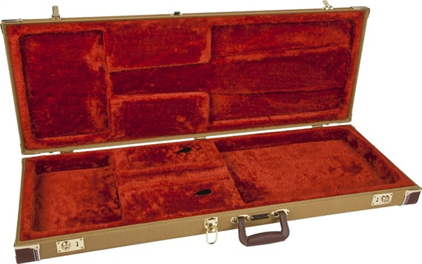 Fender tweed case