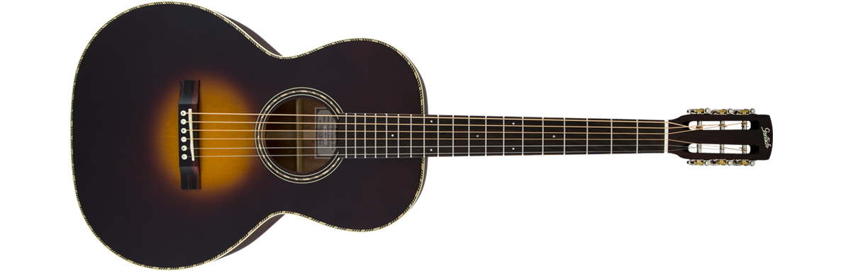 "G9521 Style 2 Triple-0 ""Auditorium"" Acoustic Guitar, Appalachia Cloudburst"