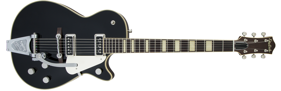 G6128T-53 Vintage Select '53 Duo Jet™ with Bigsby®, TV Jones®, Black