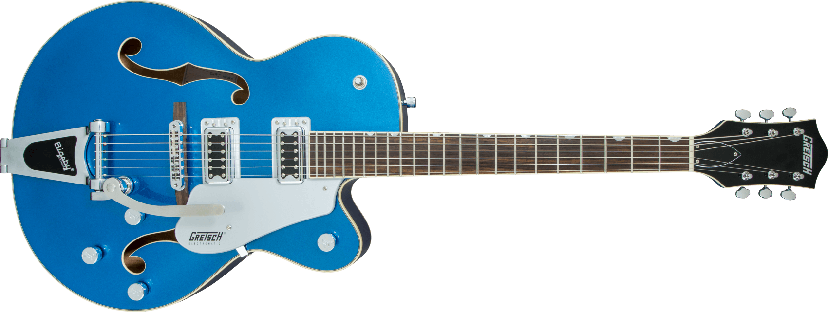 G5420T Electromatic® Hollow Body Single-Cut with Bigsby®, Fairlane Blue