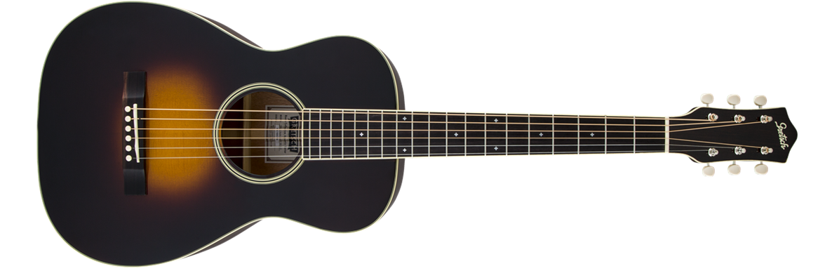 "G9511 Style 1 Single-0 ""Parlor"" Acoustic Guitar, Appalachia Cloudburst"