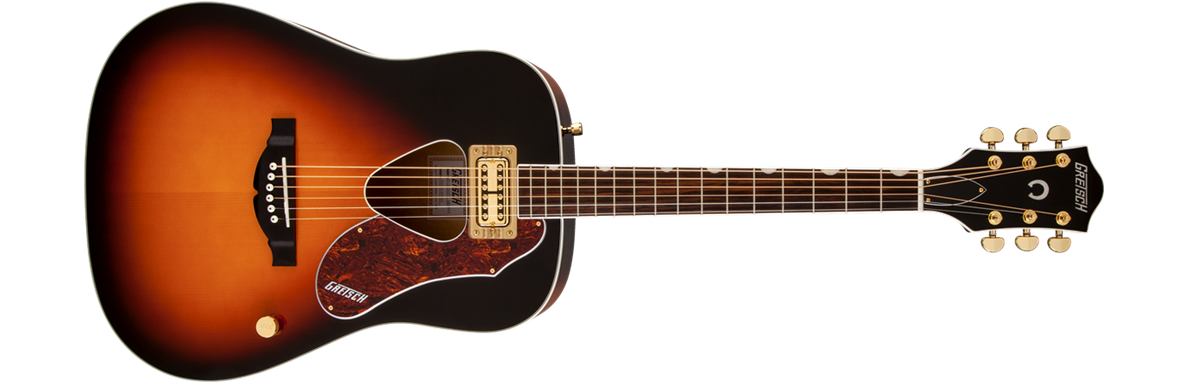 G5031FT Rancher™ Dreadnought, Fideli-Tron Pickup, Sunburst