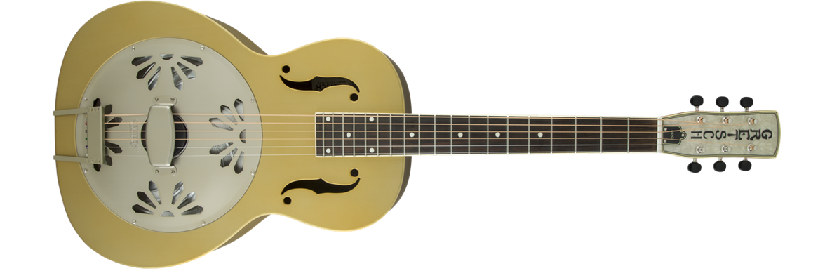 G9202 Honey Dipper™ Special, Round-Neck, Rosewood Fingerboard, Bell Bronze