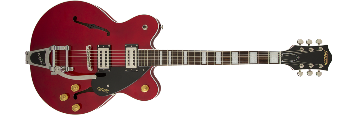 G2622T Streamliner™ Center Block with Bigsby®, Broad'Tron™ Pickups, Flagstaff Sunset