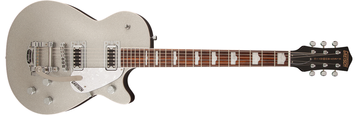 G5439T Pro Jet™ with Bigsby®, Rosewood Fingerboard, Silver Sparkle