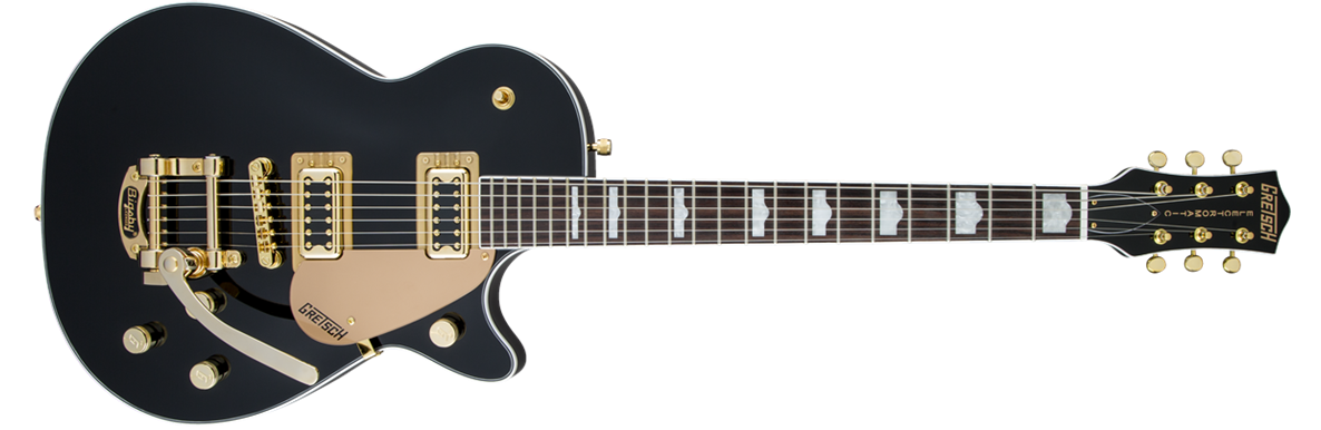 G5435TG-BLK-LTD16 Limited Edition Electromatic® Pro Jet™ with Bigsby® and Gold Hardware, Black