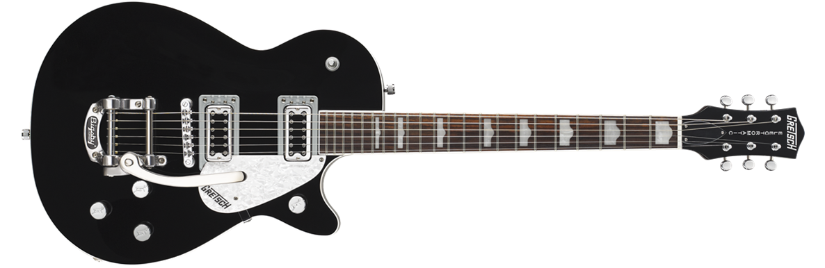 G5435T Pro Jet™ with Bigsby®, Rosewood Fingerboard, Black