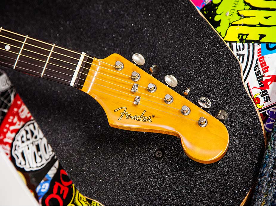 Stratocaster Headstocks